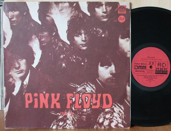 PINK FLOYD - 1967-68 - 33T